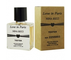Тестер Nina Ricci Love In Paris, edp., 50 ml