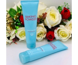 (Корея Оригинал) Скраб для лица с содой Etude House Baking Powder Crunch Pore Scrub 200 гр