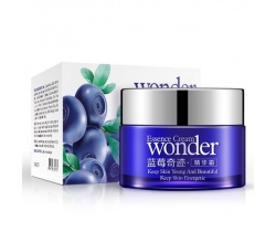 Крем для лица с черникой BioAqua Blueberry Wonder Essence Face Cream 50g
