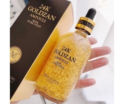 Сыворотка 24K Goldzan Ampoule 99,9% Pure Gold 100ml