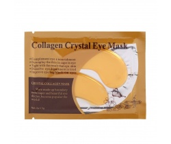Патчи Collagen Crystal Eye Mask, 3 g (Золотые)