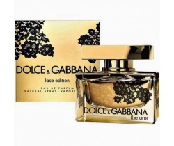 The One Lace Edition Dolce&Gabbana edp 75 мл