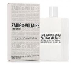 Тестер Zadig & Voltaire This is Her! 100 ml women
