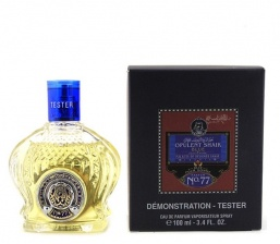 Тестер Shaik, Opulent Chic Blue № 77, 100ml (муж)