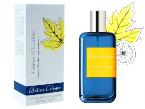 Тестер Atelier Cologne Citron D'erable EDР 100мл