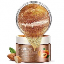 Скраб для тела Bioaqua Almond Bright Skin Body Scrub