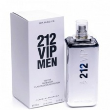 Тестер 212 VIP Men Carolina Herrera edt 100 мл