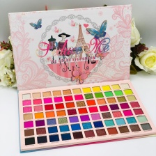 Палетка теней Yachan Beauty Reduce Me EyeShadow Palette, 77 цвета