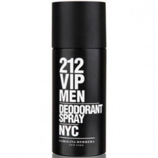 Дезодорант 212 VIP Men Carolina Herrera 150 мл