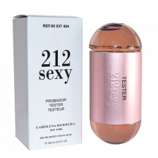 Тестер 212 Sexy Women Carolina Herrera edt 60 мл