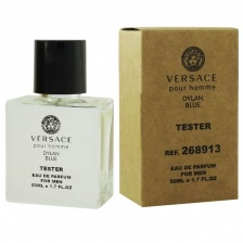 Тестер Versace Dylan Blue Pour Homme, edt., 50 ml