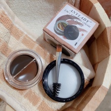Помада для бровей AnyLady 2 in 1 Eyebrow Cream (тон 02)