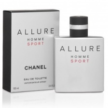 Allure Homme Sport Chanel edt 100 мл