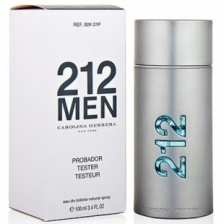 Тестер 212 Men Carolina Herrera edt 100 мл