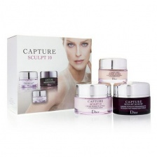 НАБОР КРЕМОВ ДЛЯ ЛИЦА DIOR CAPTURE SCULPT 10 3 IN 1