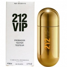 Тестер 212 VIP Women Carolina Herrera edp 80 мл